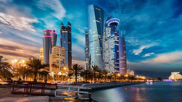 Qatar Matchmaking Event 2020